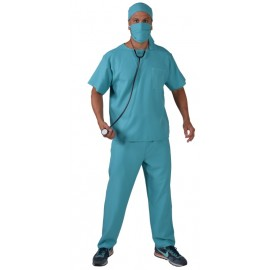 Déguisement chirurgien homme luxe