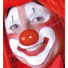 Nez de clown plastique