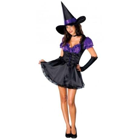 Déguisement sorcière femme storybook Halloween
