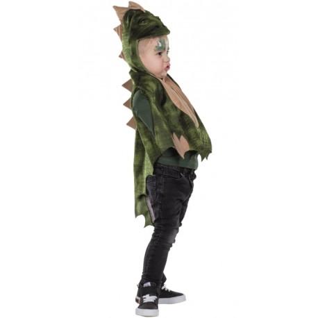 Déguisement cape dinosaure bébé et enfant