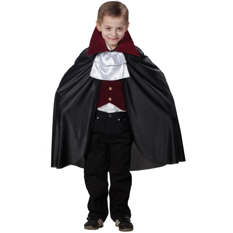 d guisement dracula gar on halloween achat d guisements vampire enfant. Black Bedroom Furniture Sets. Home Design Ideas