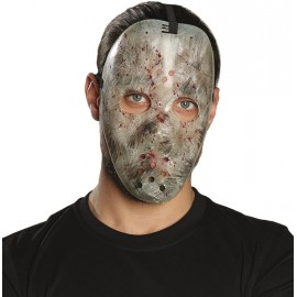 Masque hockey horreur adulte Halloween