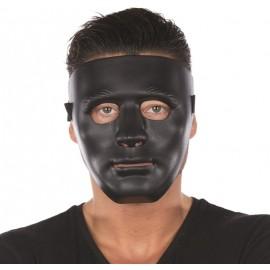 Masque noir adulte