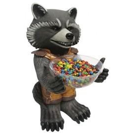 Pot à bonbons Rocket Raccoon Les gardiens de la galaxie