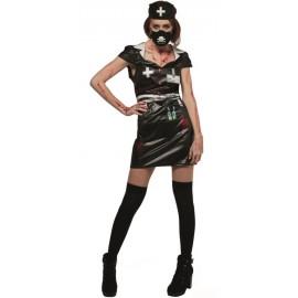 Déguisement infirmière Halloween Horreur femme