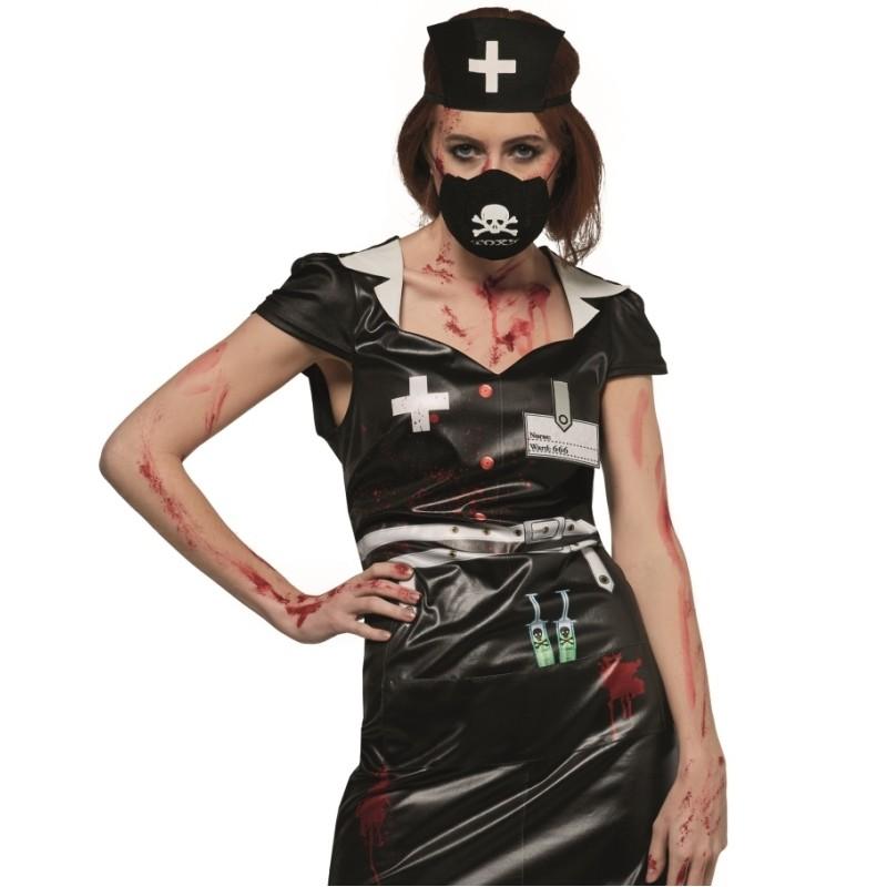 d guisement infirmi re halloween horreur femme d guisements zombie. Black Bedroom Furniture Sets. Home Design Ideas
