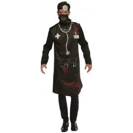 Déguisement docteur Halloween Horreur homme