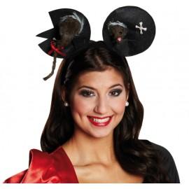 Serre-tête souris zombie adulte Halloween