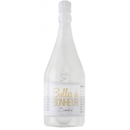 Bouteille de champagne Bulle de savon les 4