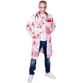 Déguisement docteur ensanglanté homme Bloody luxe
