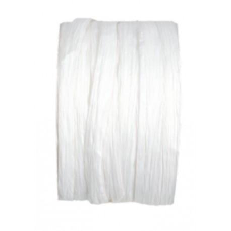 Paper raphia blanc 20 M bobine raphia