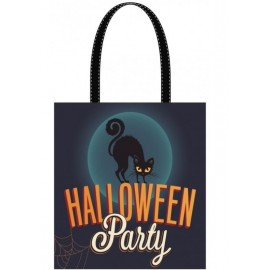 Sac à bonbons Halloween Party 42.5 cm