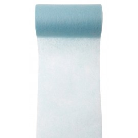 Ruban intissé bleu ciel 10 cm x 10 M