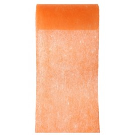 Ruban intissé orange 10 cm x 10 M
