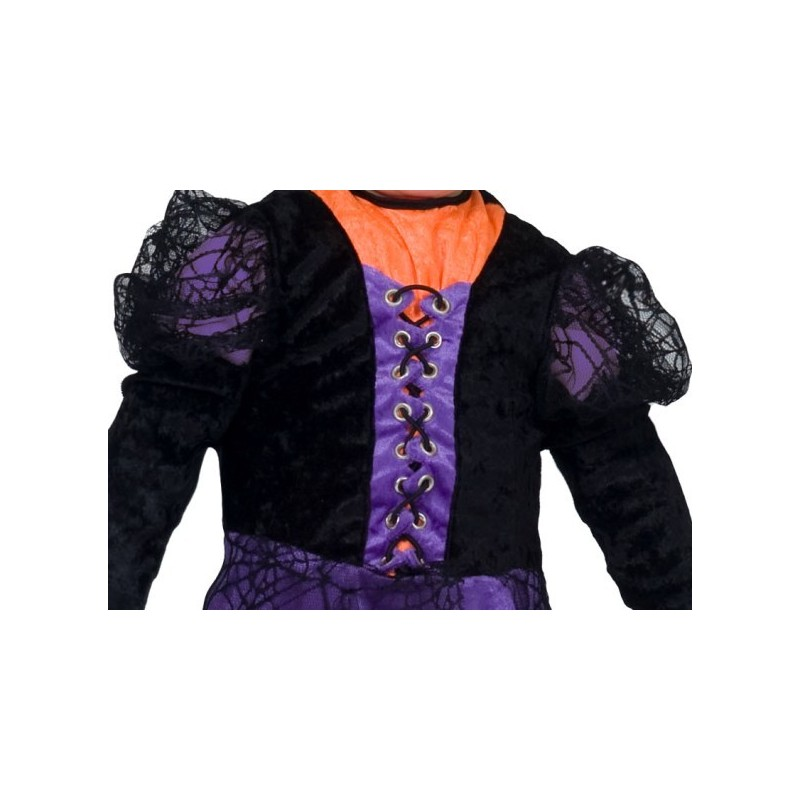 D guisement sorci re fille halloween d guisements - Deguisement fille halloween ...