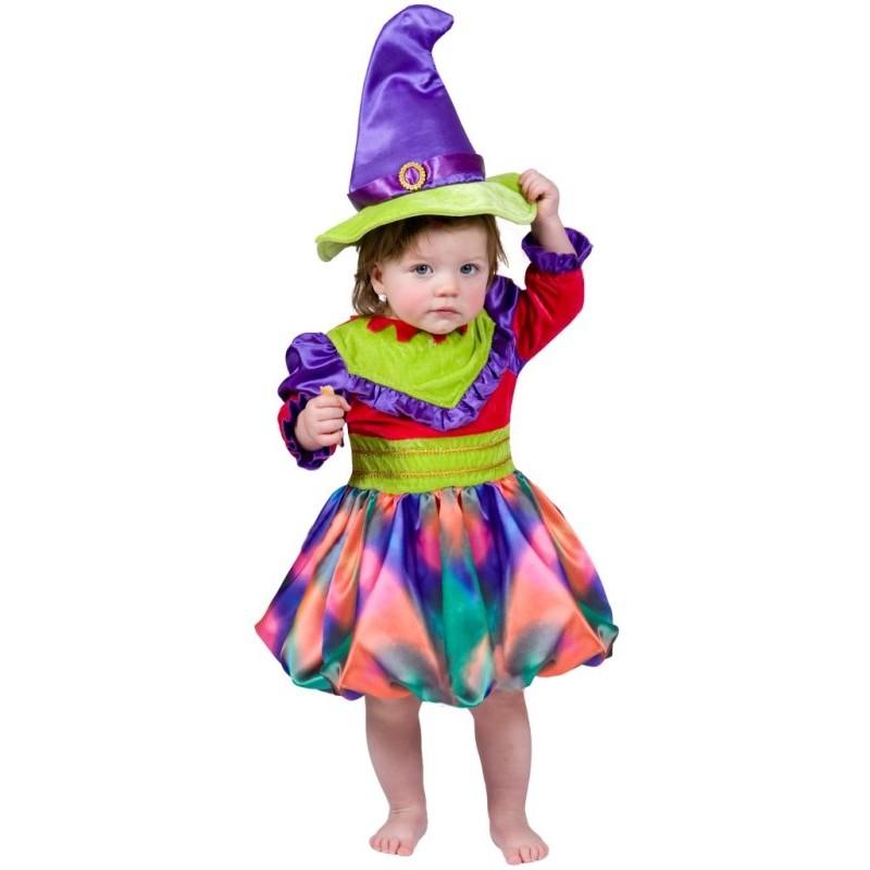 Deguisement Bebe Fille : d guisement sorci re b b fille et fille achat ~ Nature-et-papiers.com Idées de Décoration