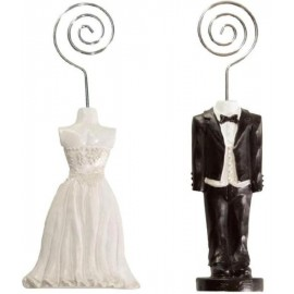 Porte- Nom Couple de Mariés Porte-Nom Mariage