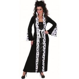 Déguisement vampire dalmatien femme luxe