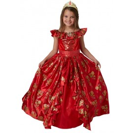 Déguisement Elena d'Avalor™ fille Disney™ luxe