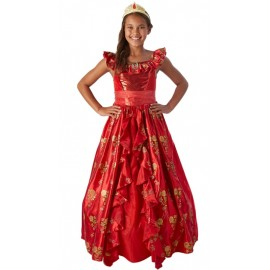 Déguisement Elena d'Avalor fille Disney luxe