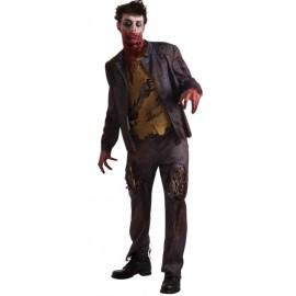Déguisement zombie homme Halloween