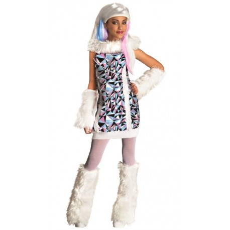 Déguisement Abbey Bominable Monster High fille