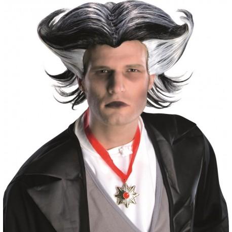 Perruque vampire homme luxe