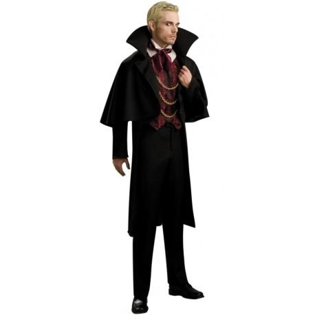 Déguisement baron vampire adulte