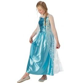 Déguisement Elsa Frozen La Reine des Neiges fille Disney