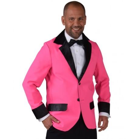 Déguisement veste fuchsia homme luxe