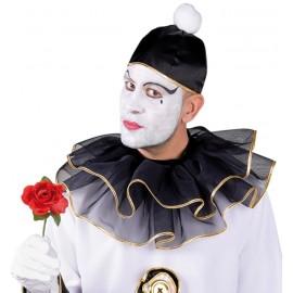 Chapeau Pierrot homme luxe