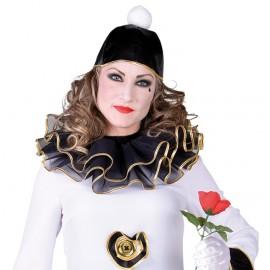 Chapeau Pierrot femme luxe