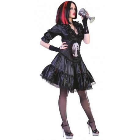 Déguisement vampire gothique femme luxe