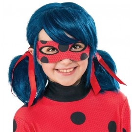 Perruque Ladybug fille Miraculous