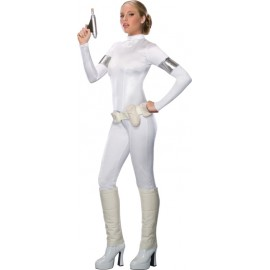 Déguisement Padmé Amidala Star Wars femme luxe