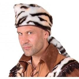 Chapeau Davy Crockett homme luxe (toque)