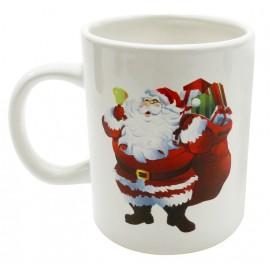 Mug Joyeux Noël avec Père Noël les 4