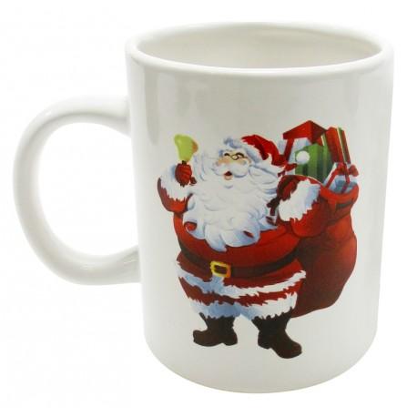 Mug Pere Noel : mug joyeux no l avec p re no l x4 achat mug p re no l cadeau no l ~ Teatrodelosmanantiales.com Idées de Décoration