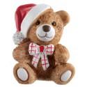 Marque-place ours de Noël
