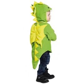 Déguisement dragon vert enfant
