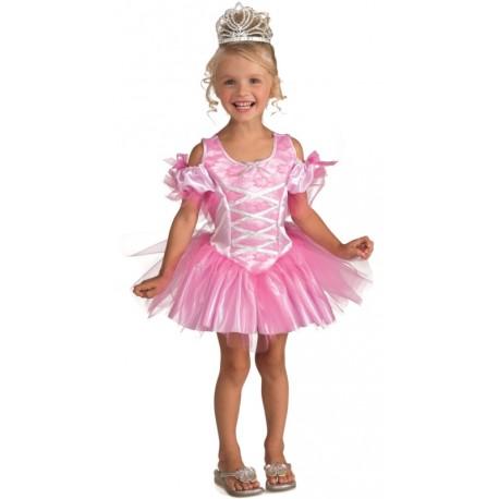24b8db761cb3c Déguisement ballerine rose fille Tiny Dancer Ballerine danseuse enfant