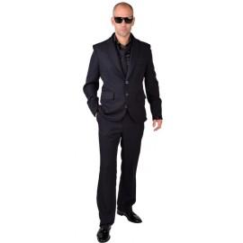 Déguisement costume noir homme luxe