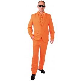 Déguisement Costume orange homme luxe