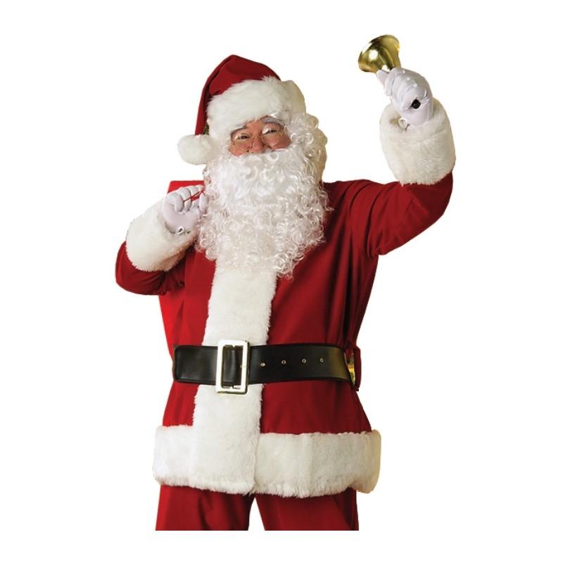58c9416be6408 ... Costume Pere Noel Luxe Santa Claus Adulte  Déguisement Père Noël Luxe  adulte Santa Claus ...