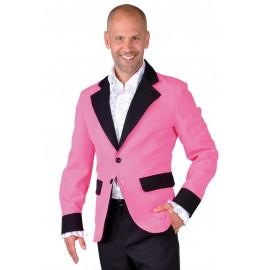 Déguisement veste rose homme luxe