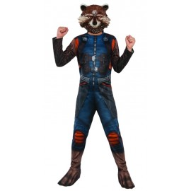 Déguisement Rocket Raccoon garçon Les Gardiens de la Galaxie