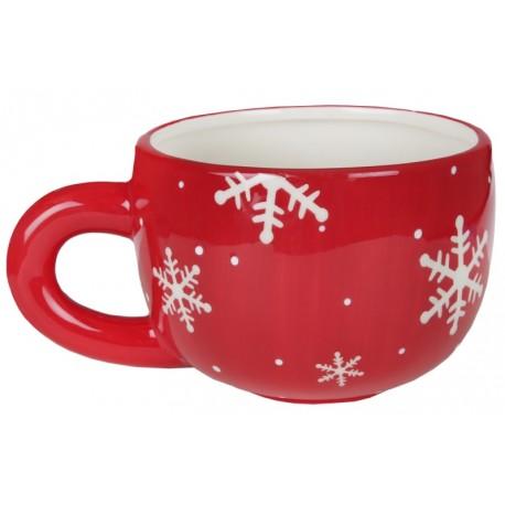 Bol De Noel Bol de Noël flocons de neige x4 : achat Bol flocon de neige bol rouge