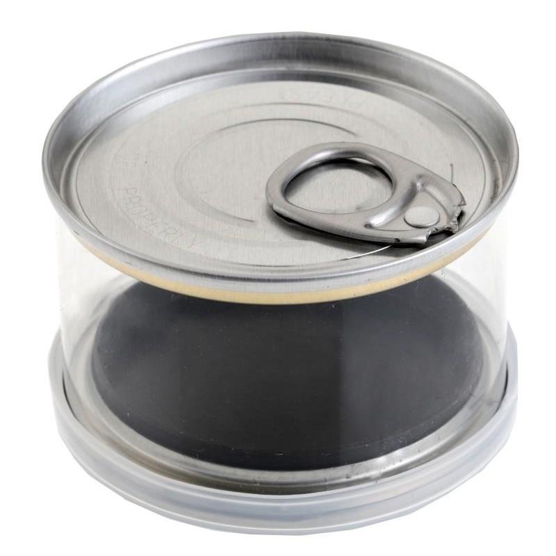 Bo te de conserve drag es transparente x4 bo te drag es - Boite de conserve pour dragees ...