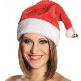 Bonnet de Noël adulte avec grelot