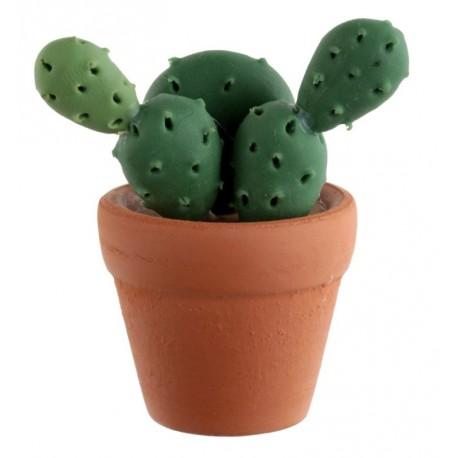 Marque-place cactus mexicain